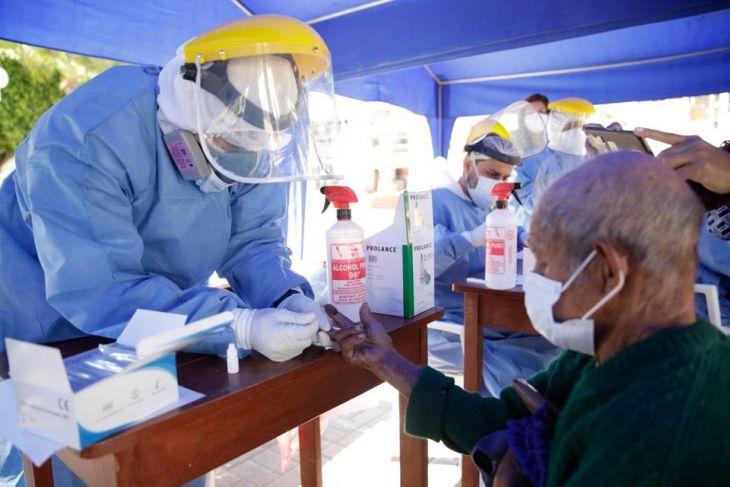 Se confirman 334 nuevos casos de COVID – 19 en San Martín
