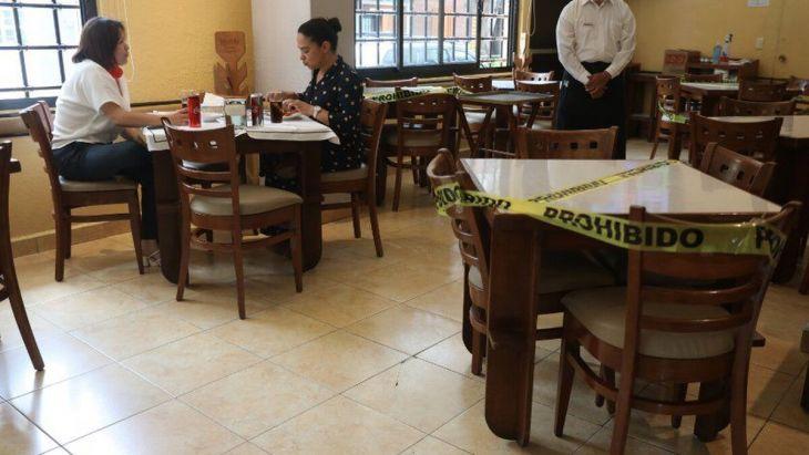 San Martín: Restaurantes abrirán sus puertas al 40% de aforo