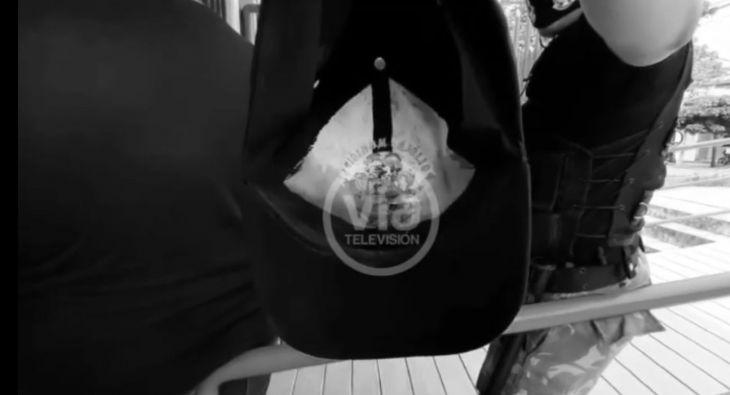 Tarapoto: Policía Municipal resultó con corte en la cabeza al recibir una pedrada lanzada por comerciantes informales durante un operativo de ordenamiento de calles en el barrio comercio