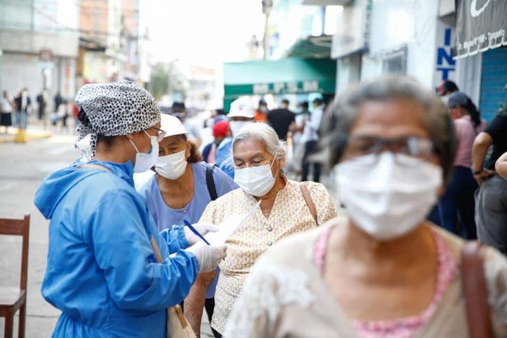 Coronavirus: La cifra total en la región San Martín es de 27,142 casos positivos
