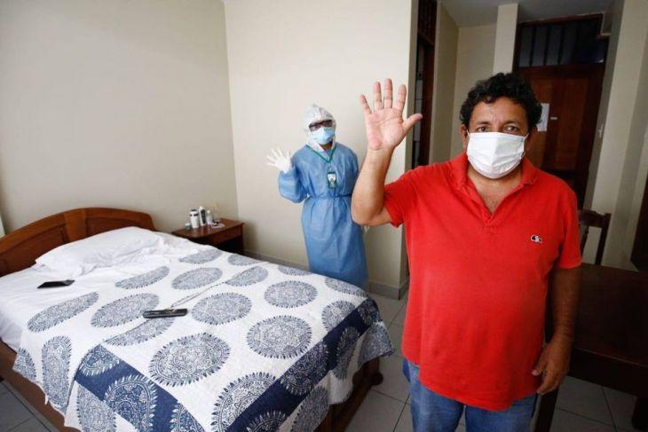 San Martín cuenta con 16 centros de aislamiento temporal para pacientes Covid