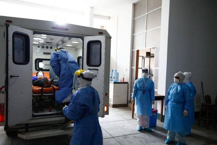 San Martín registra en las últimas 24 horas, un total de 408 nuevos casos de COVID-19
