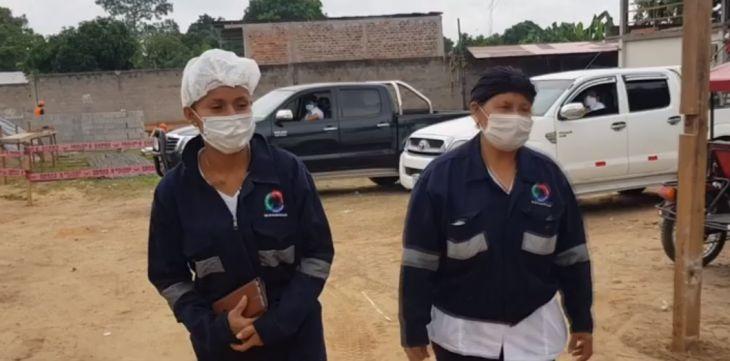 Trabajadores por locación de servicios de la Unidad Ejecutora 400 denuncian que no les pagan de los meses de julio y agosto