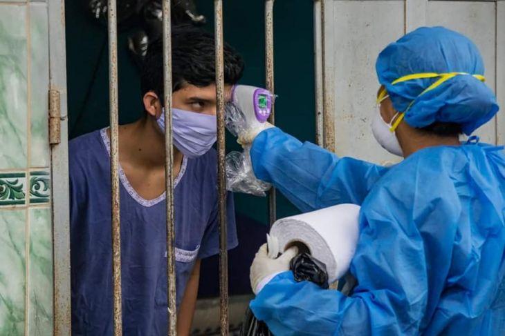 San Martín se registraron 340 nuevos casos de COVID-19