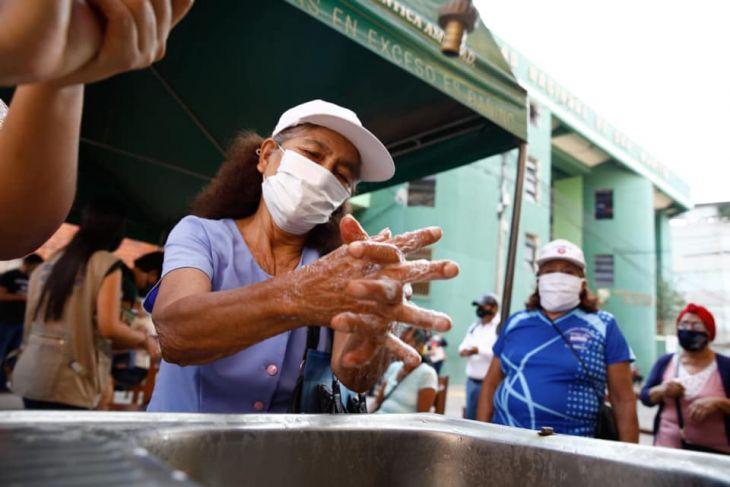 San Martín registra hoy 7 de setiembre, 122 nuevos casos de COVID-19