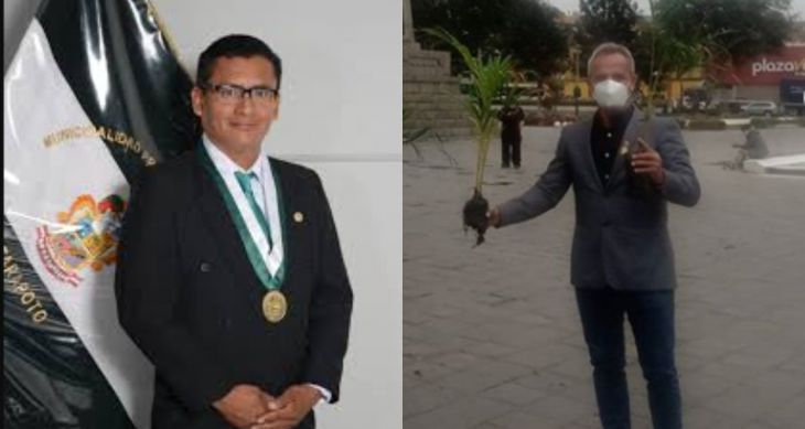 Regidor Luis Villacorta solicita vacancia del alcalde Teddy Del Águila