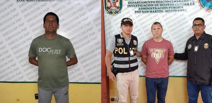 Revocan libertad a exfuncionarios municipales de la gestión de Mardonio del Castillo