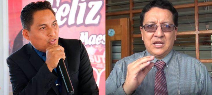 Mauro Mitma: «Director de la Dirección Regional de Educación debería dar un paso al costado»