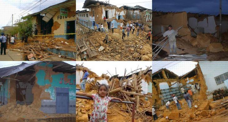 Hoy se recuerda 15 años del terremoto de Lamas
