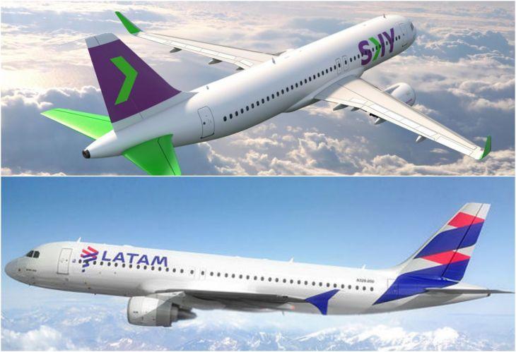 Compañía Sky Airlines reinicia vuelos a partir de hoy a la ciudad de Tarapoto