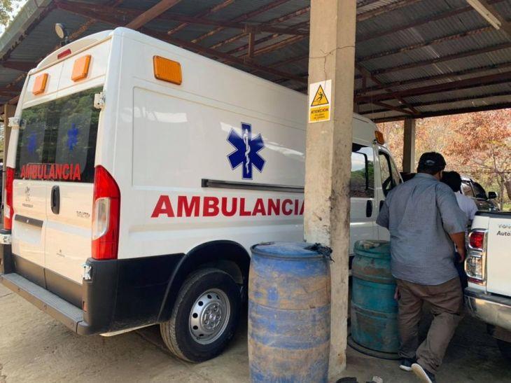 Empresa Carrión que vendió la ambulancia al PEHCBM emite comunicado y se exime de toda responsabilidad