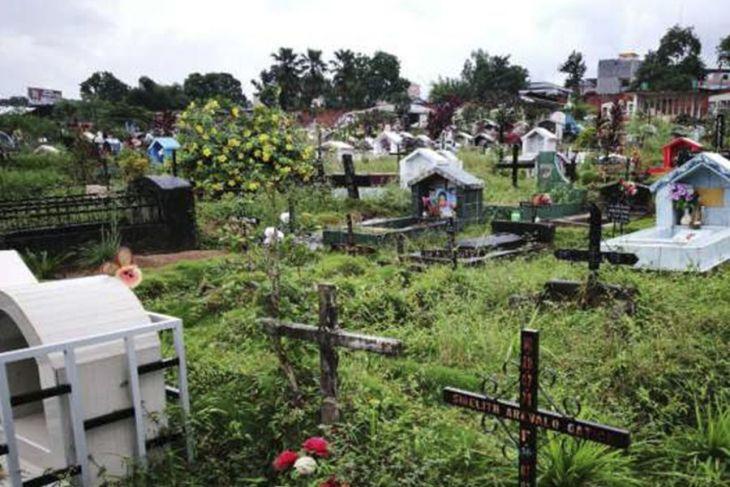 Beneficencia de Tarapoto inicia remodelación de cochera y construcción de 60 nichos en Cementerio de Tarapoto