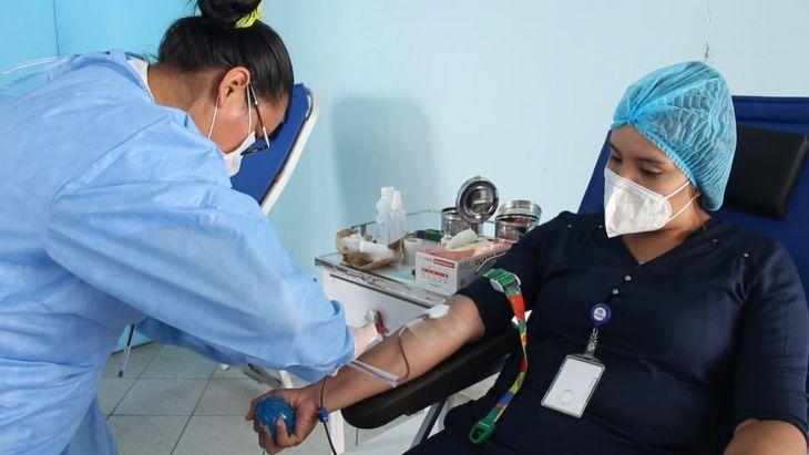 EsSalud Tarapoto realizará II Campaña de Donación de Sangre este martes 29 de setiembre