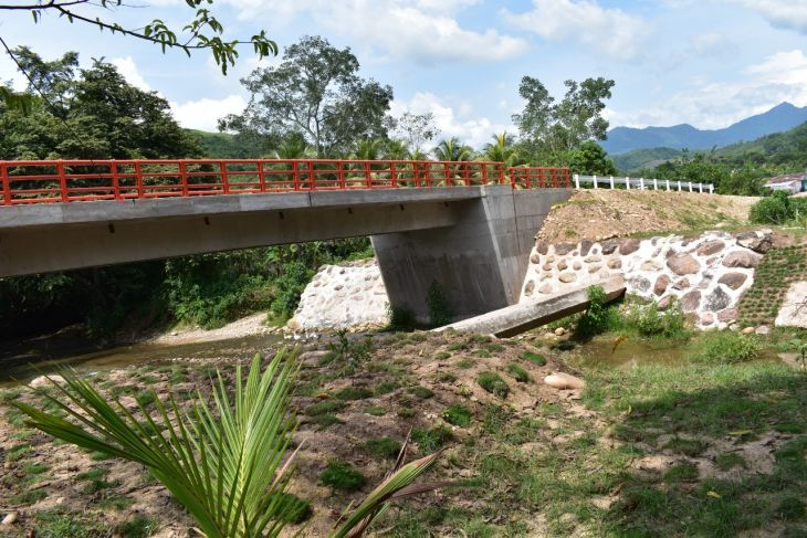 Goresam inaugura hoy el puente Ricardo Palma, en la provincia de Mariscal Cáceres y el puente Yuracyacu, en el distrito de Agua Blanca