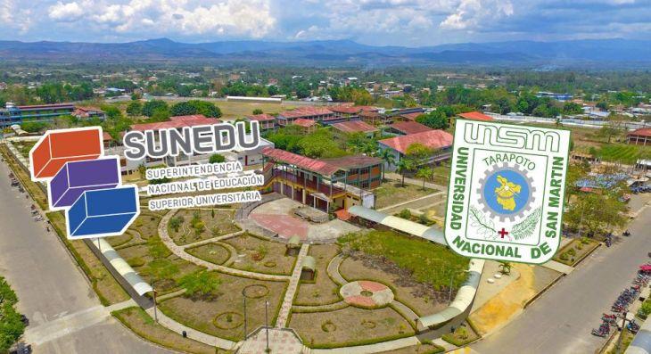 Sunedu: Superintendencia sancionó a la Universidad Nacional de San Martín por inacción frente a casos de hostigamiento sexual ocurridos dentro de la comunidad universitaria