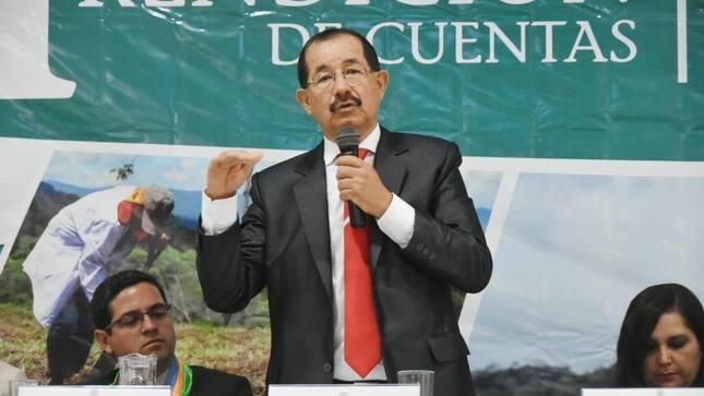 Gobernador Regional responsabiliza a dos consejeros de manipular ambulancia adquirida por el PEHCBM