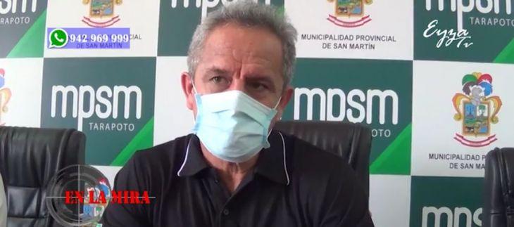 Alcalde Teddy Del Águila: Solo podrán circular los domingos bicicletas y motocars que tengan registro y permiso de circulación [VIDEO]