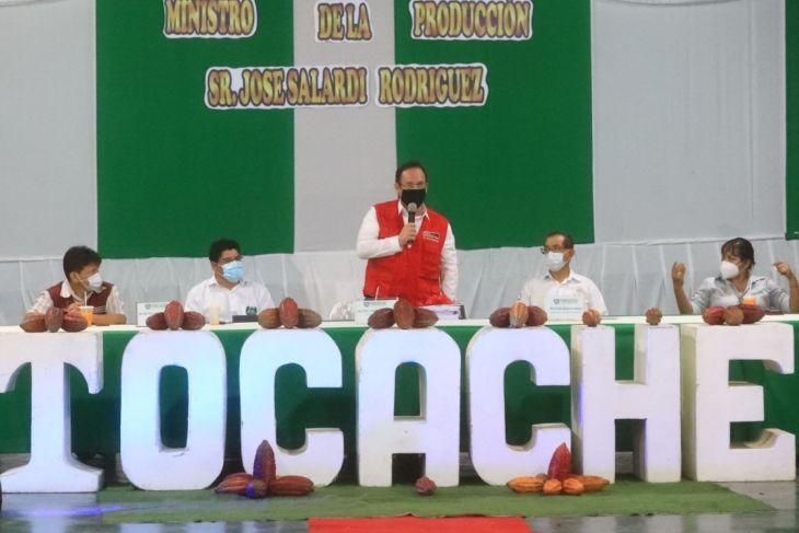 Produce invertirá S/ 17.2 millones para el nuevo mercado de Tocache