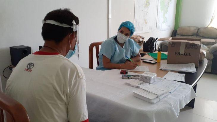 San Martín, registra en el día 206 de la emergencia sanitaria, 220 nuevos casos de Covi-19
