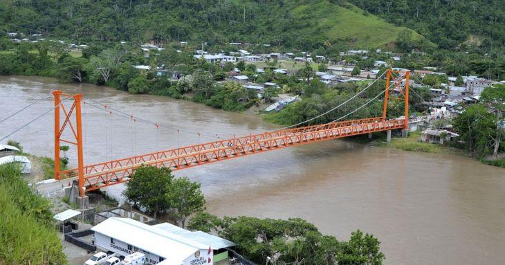 Puente Picota: La próxima semana el MTC a través de Provías Descentralizado, emitirá informe de evaluación para su solución técnica