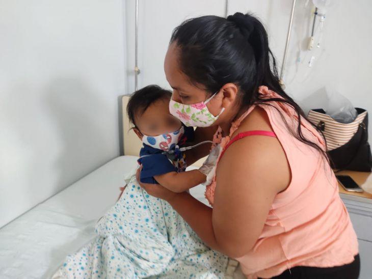 San Martín: Médicos salvan la vida a niño tras complicada intervención quirúrgica
