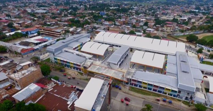 Delincuentes roban equipos y artefactos electrodomésticos de I.E. Jiménez Pimentel