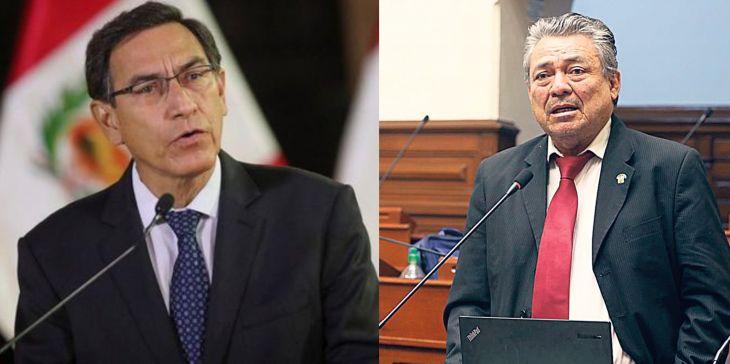 Rolando Ruiz: El Presidente Martín Vizcarra tiene todas las causas para ser vacado