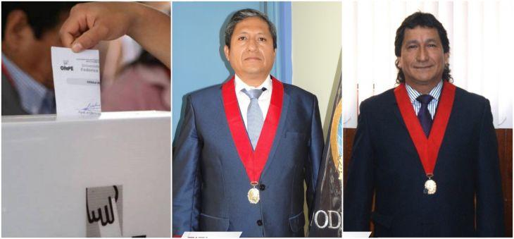 Eligen a presidentes de jurados electorales especiales de San Martín, con miras a las próximas Elecciones Generales 2021