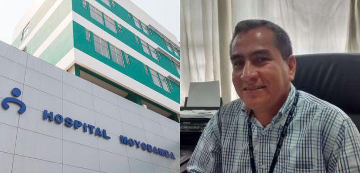 Quinto Del Águila: «No podemos condenar a los funcionarios a raíz de un informe de la Controlaría»