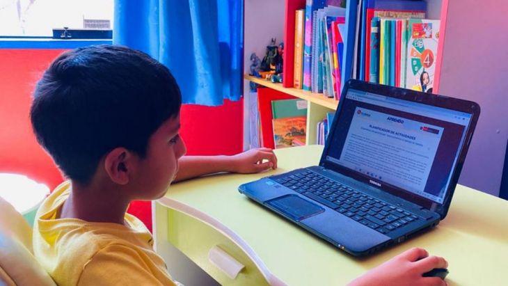 Defensoría del Pueblo, reitera que debe garantizarse continuidad de la educación remota en San Martín