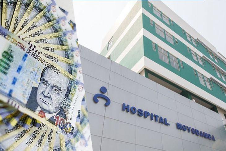 Hospital II-1 Moyobamba: Contraloría General de la República, detecta presuntos actos irregulares por un monto de 1 millón 416 mil 624 soles