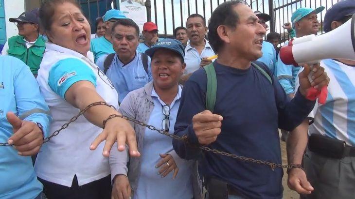 Sala Permanente de la Corte Superior de Lima, declaró infundado la anulación del Laudo Arbitral presentado por Emapa San Martín, contra el sindicato de trabajadores