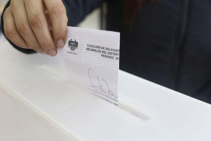 ONPE: Elecciones internas se desarrollarán en 322 locales