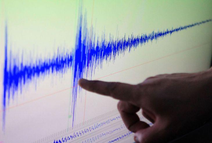 Cuatro sismos se registran en lo que va del día en diversas regiones del país