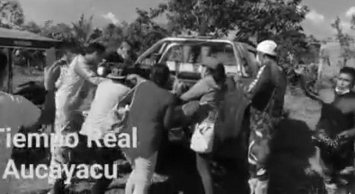 Un muerto y dos heridos, dejó el ataque de un sicario en Aucayacu