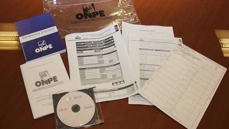 Desde hoy queda habilitada la compra de Kit Electoral para revocar autoridades regionales o locales