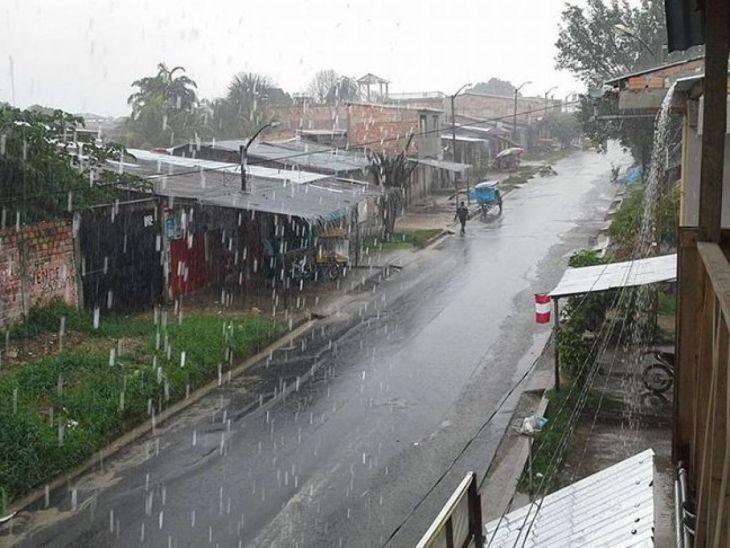 Se registrarán lluvias de moderada a fuerte intensidad en la selva peruana