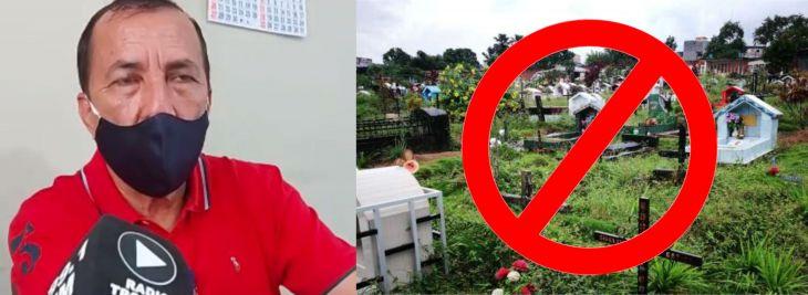 Cementerio de Tarapoto cerrará sus puertas los días 1 y 2 de noviembre
