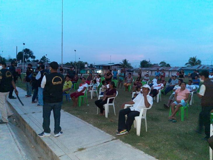Población de Yarina en el Bajo Huallaga anuncia paro de 24 horas este miércoles