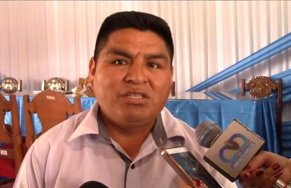 Alcalde de Moyobamba Gastelo Huamán le pone cero de nota a la gestión del Gobernador Regional