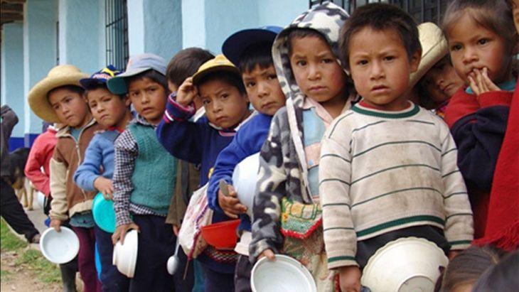11 Municipios en la región San Martín muestran una ejecución del 0 % del presupuesto asignado a reducir la anemia en niñas y niños