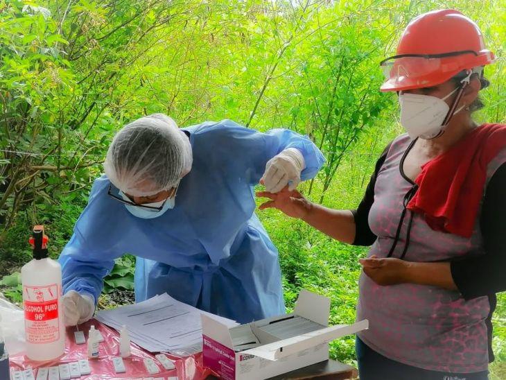 Covid-19: La región San Martín registra una cifra total en lo que va de la pandemia de 39,193 contagiados y 1087 fallecidos