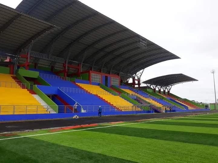 Yurimaguas: Gobierno Regional de Loreto, entregó remodelado estadio Municipal con una inversión de más de 25 millones de soles