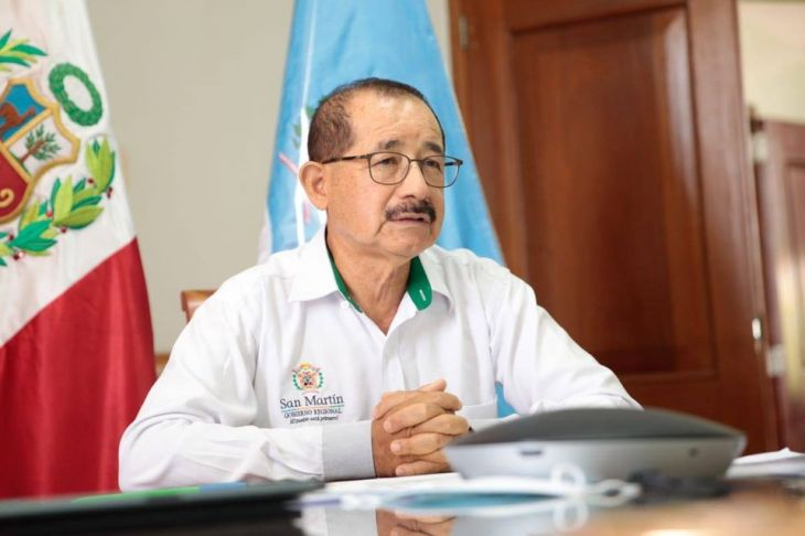 Pedro Bogarín: La vacancia provocará retraso en las gestiones de los gobiernos regionales y locales