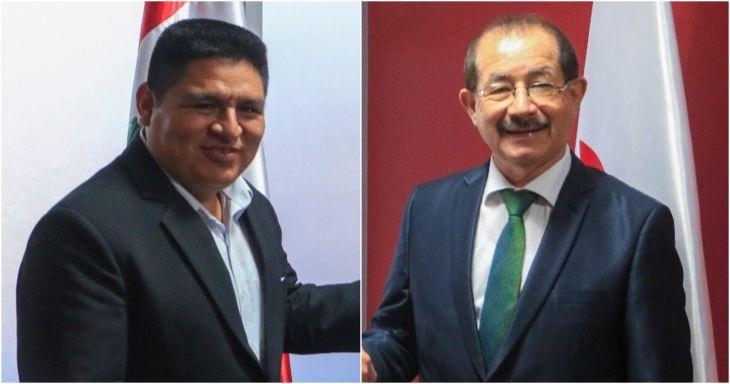 Gobierno Regional responde al reclamo del Alcalde de Moyobamba