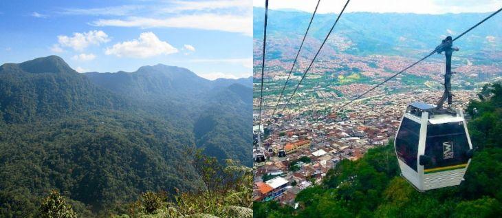 Ambientalistas en desacuerdo que construyan teleférico en la zona de Ahuashiyacu en Cordillera Escalera
