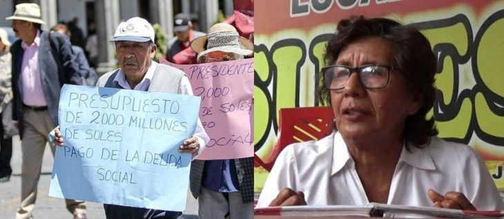 Maestros de San Martín piden que deuda social considere pagarles mínimo 5 mil soles a cada uno