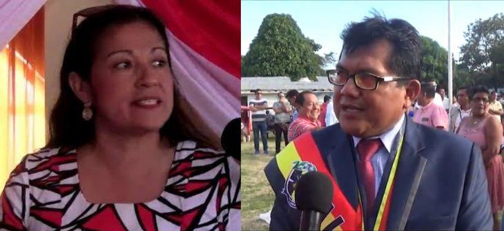 Sonia Linares: Existe una total despreocupación del Alcalde Provincial de Lamas en solucionar las obras de mantenimiento de 18 trochas carrozables