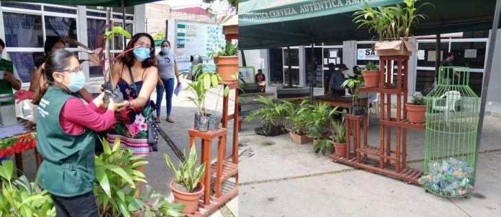 MPSM organiza Trueque Ecológico