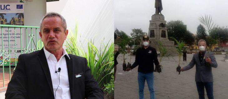 Hoy se realizará sesión extraordinaria para tratar el tema de vacancia del alcalde de Tarapoto, Tedy Del Águila Gronerth